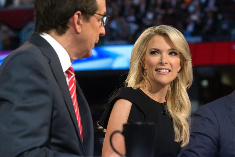 La journaliste de Fox News Megyn Kelly, lors... (PHOTO ARCHIVES AP)
