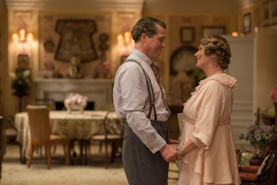 Hugh Grant et Meryl Streep dans Florence Foster... (Photo Nick Wall, fournie par Paramount Pictures)