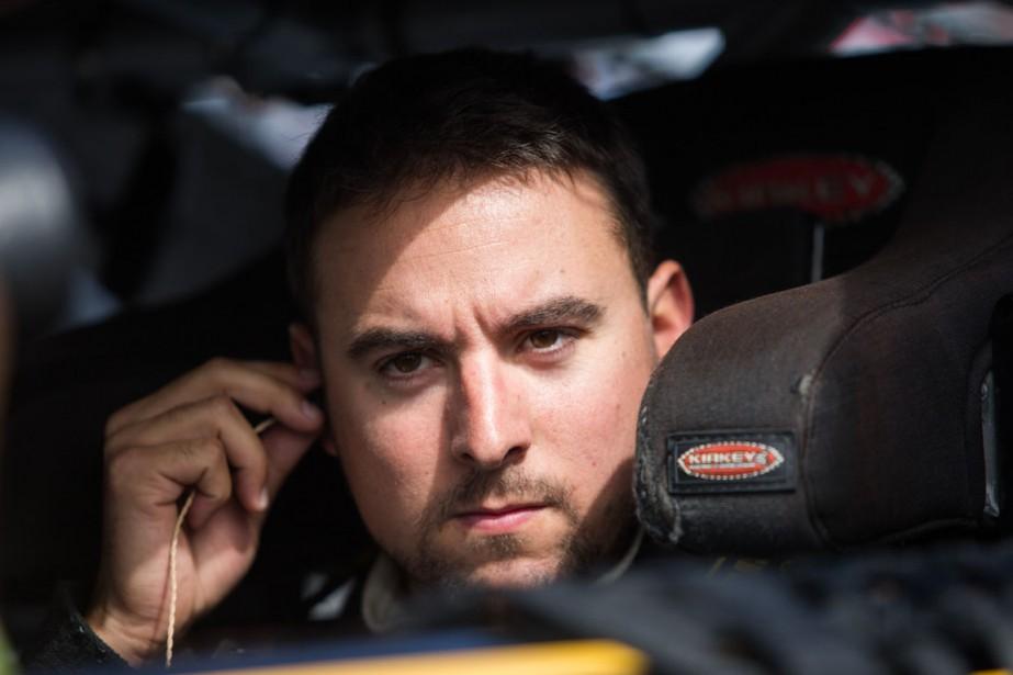Andrew Ranger n'a jamais fait pire qu'une 2e place en dix éditions de course NASCAR au GP3R. Il a terminé 2e cette fin de semaine. | 14 août 2016