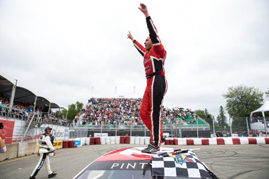 Deuxième victoire de Kevin Lacroix en autant d'années au GP3R... | 2016-08-14 00:00:00.000