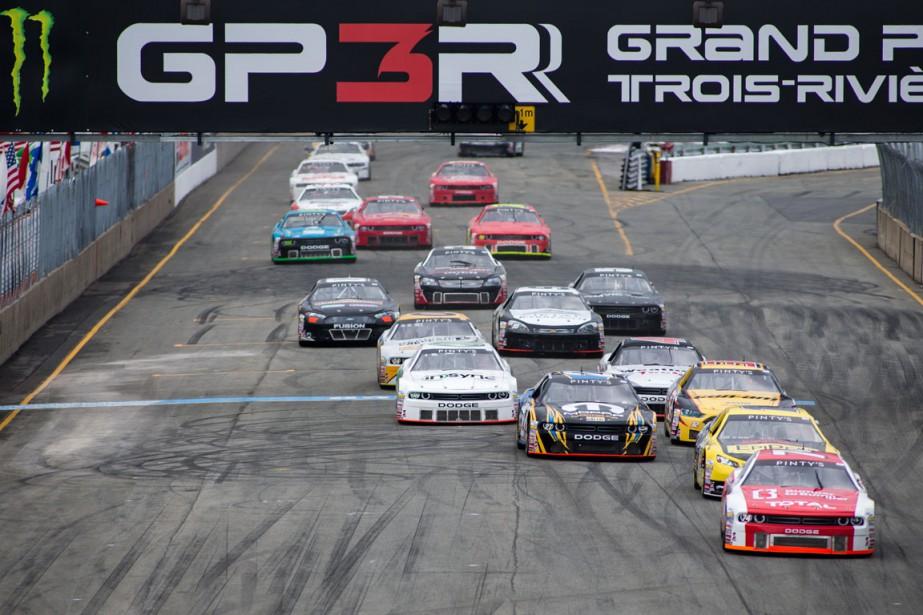 Les voitures NASCAR demeurent les bolides les plus populaires au GP3R. | 14 août 2016