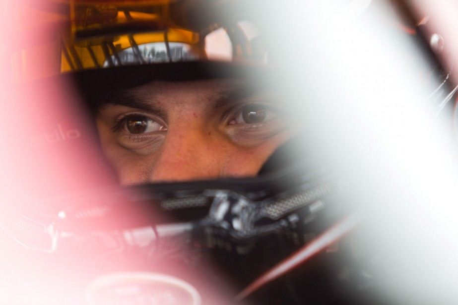 Cayden Lapcevich, la jeune sensation de 16 ans en NASCAR Pinty's. | 14 août 2016