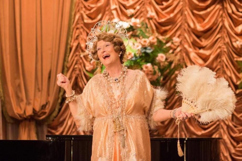 Meryl StreepincarneFlorence Foster Jenkins, considérée dans les années40... (Fournie parLes Films Séville)