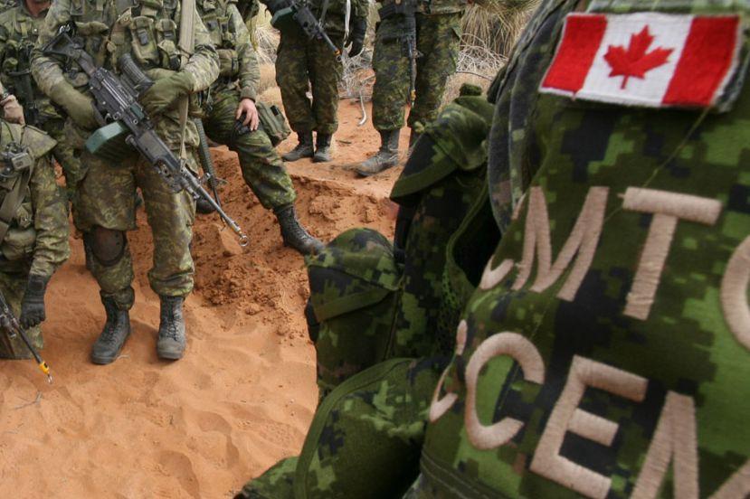 La police militaire enquête sur une agression sexuelle alléguée... (ARCHIVES AP)