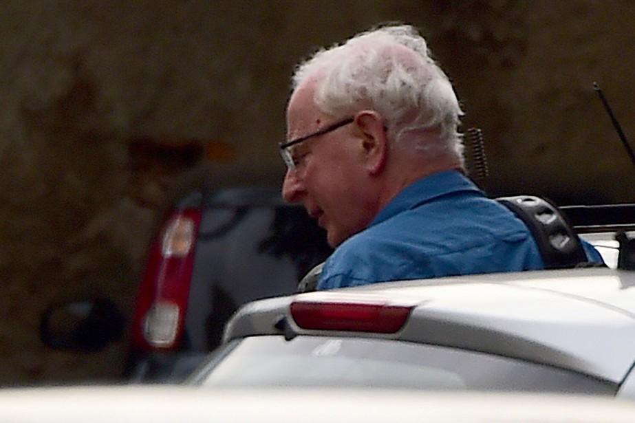 Patrick Hickey est accuséd'être impliqué dans un réseau... (PHOTO TASSO MARCELO, AFP)