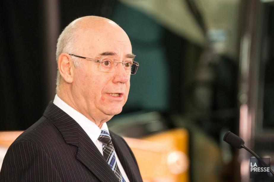 Le ministre des Transports,Jacques Daoust... (Archives La Presse)