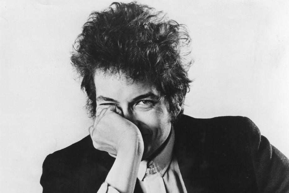 Bob Dylan (Archives La Presse)