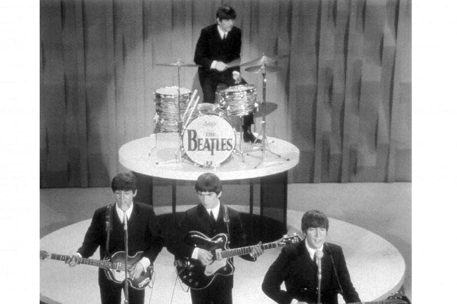 Les Beatles (Archives La Presse)