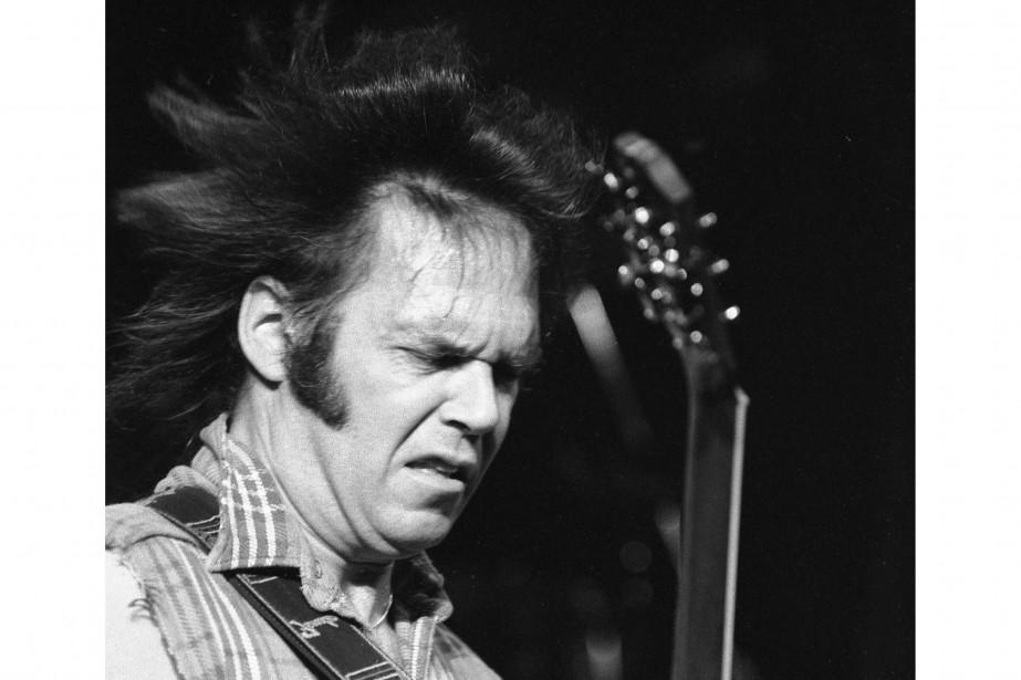 Neil Young (Archives La Presse)