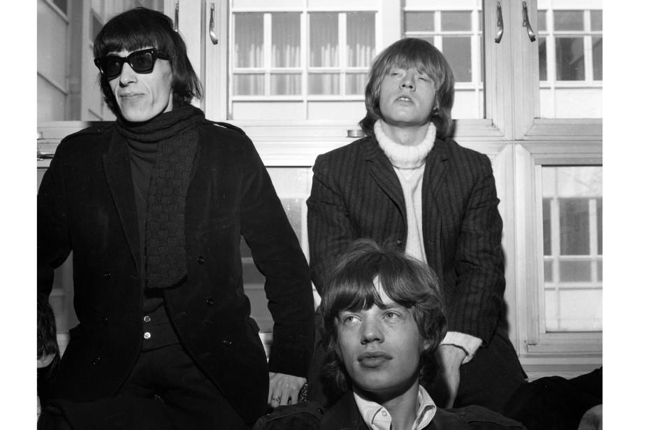 Les Rolling Stones (Archives La Presse)