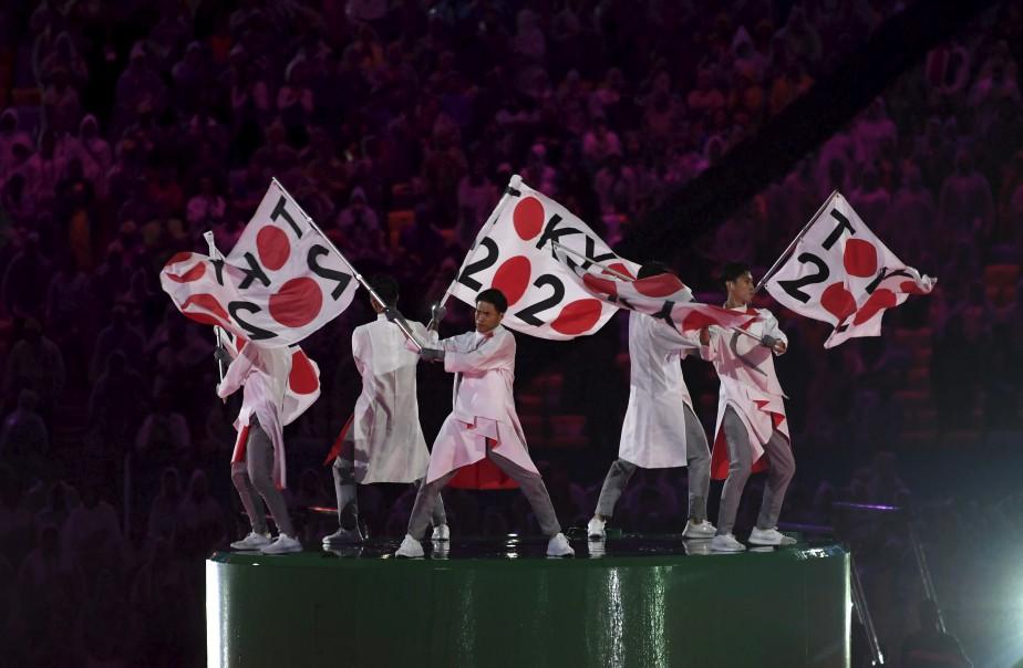 C'est maintenant au tour de Tokyo, au Japon, d'accueillir les prochains Jeux olympiques en 2020. (AFP, Luis Acosta)