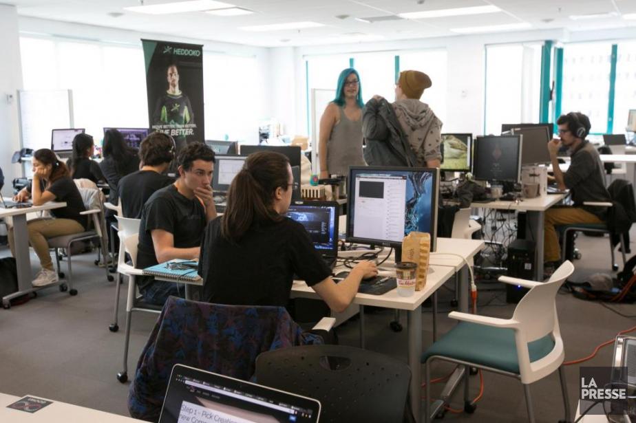 L'Université Concordia est un des partenaires de la... (PHOTO OLIVIER JEAN, ARCHIVES LA PRESSE)