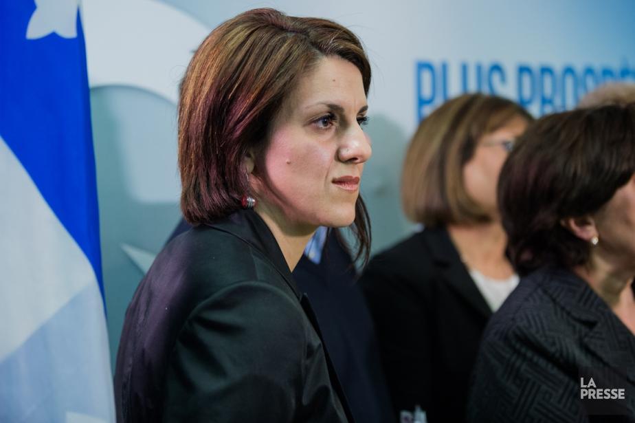 Djemila Behnabib a affirmé mardi n'éprouver aucun regret... (Photo archives La Presse)