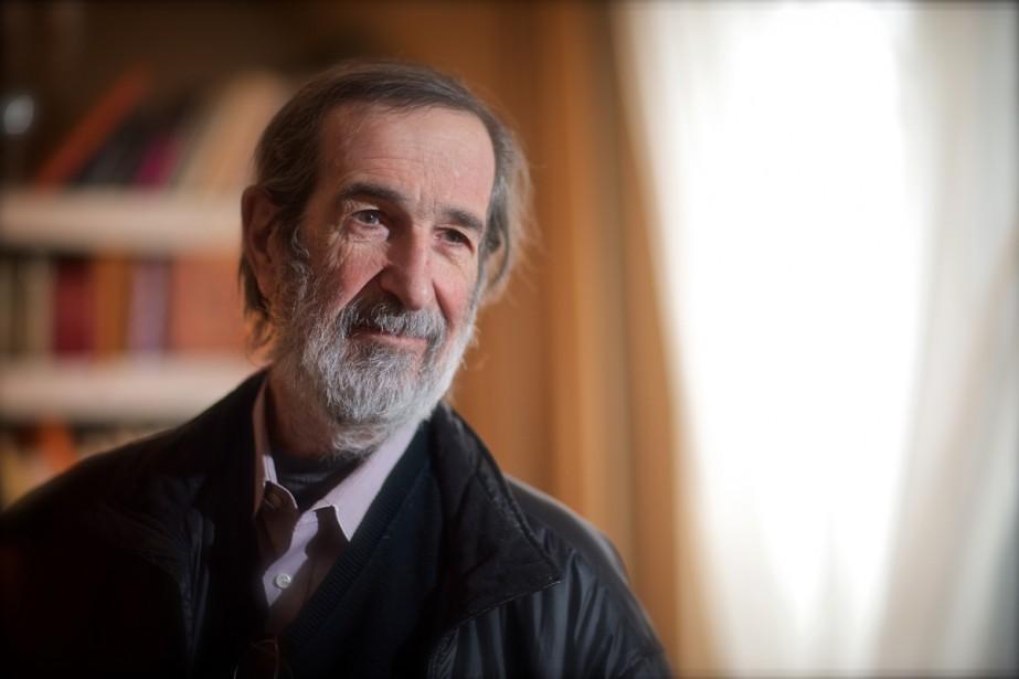 Andre Melançon avait reçu <em>La Presse</em> dans sa demeure en mars 2015. (Photo André Pichette, archives La Presse)
