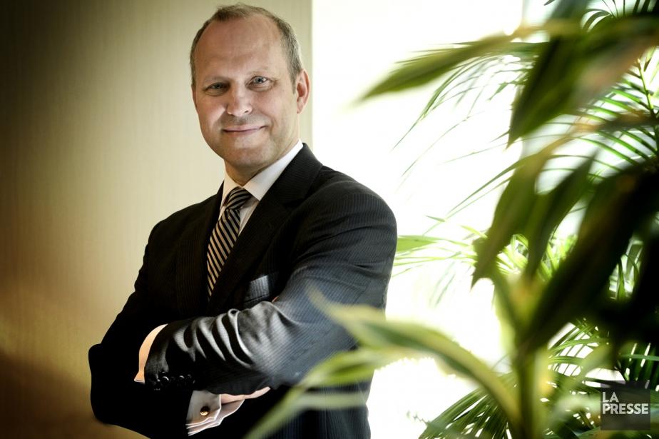 Michel Leblanc, président de la Chambre de commerce... (PHOTO BERNARD BRAULT, ARCHIVES LA PRESSE)