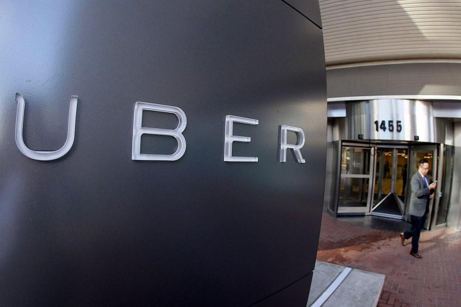 Ubera révélé mardi soir lepiratage des données de... (photo Archives Associated Press)