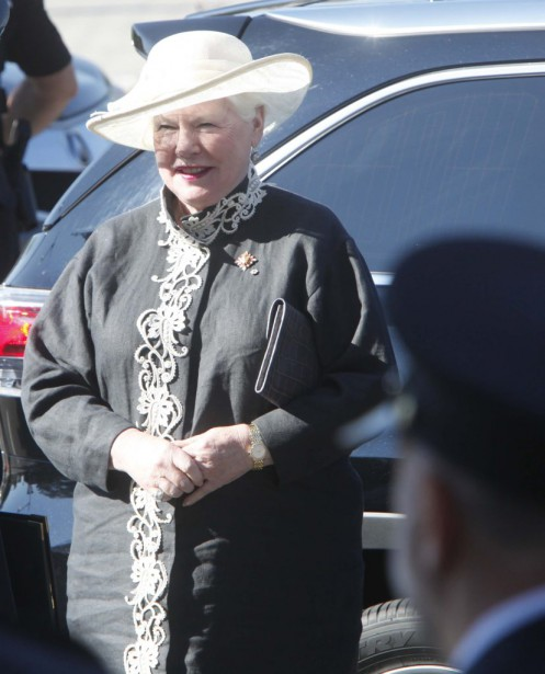 La lieutenant-gouverneure de l'Ontario, Elizabeth Dowdeswell. (Simon Séguin-Bertrand, LeDroit)