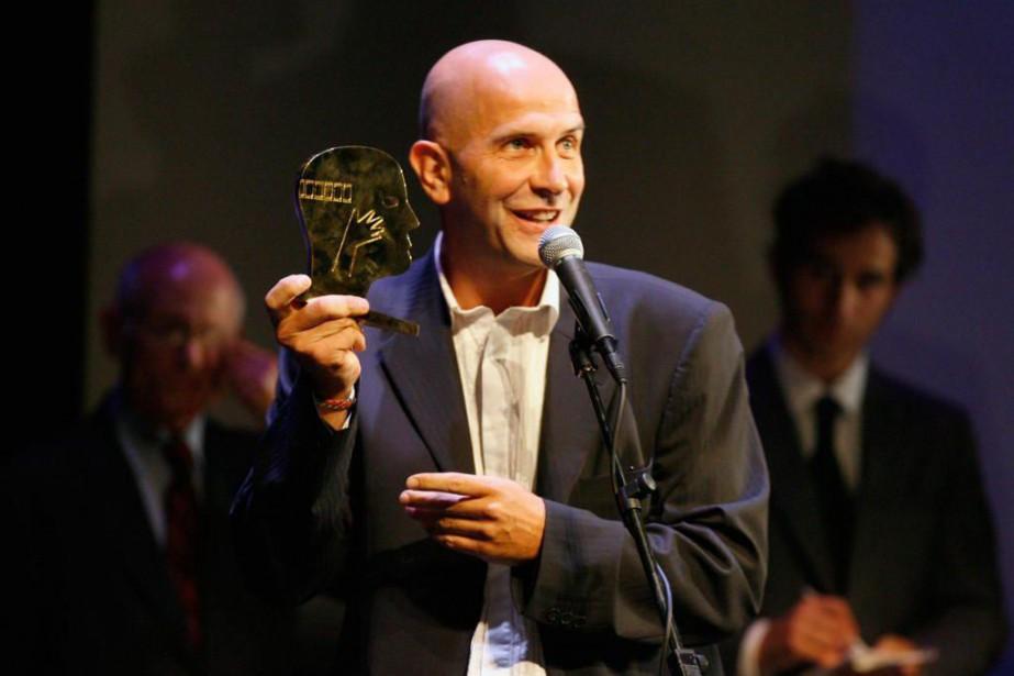 Nic Balthazara reçule Grand Prix des Amériques pour... (Photo François Roy, archives La Presse)