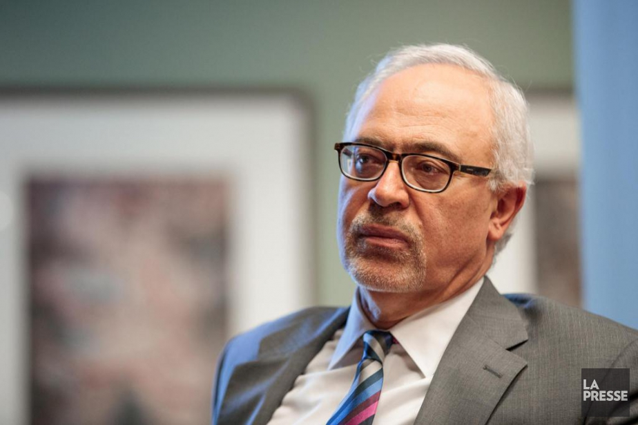 Le ministre des Finances, Carlos Leitao.... (PHOTO HUGO-SEBASTIEN AUBERT, LA PRESSE)