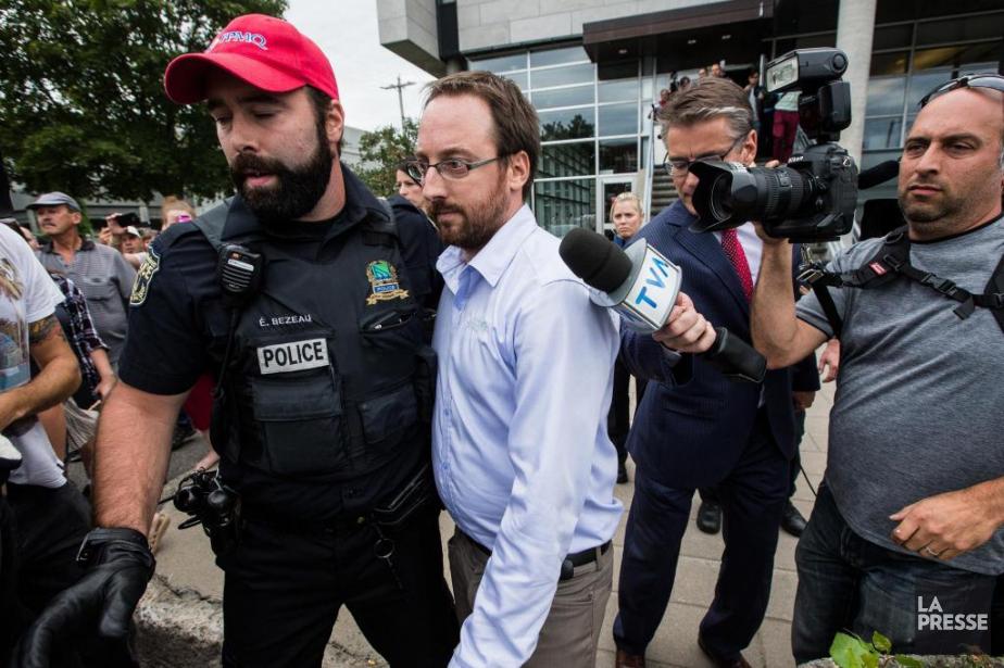 Accusé hier de possession de pornographie juvénile, Jonathan... (Archives La Presse)