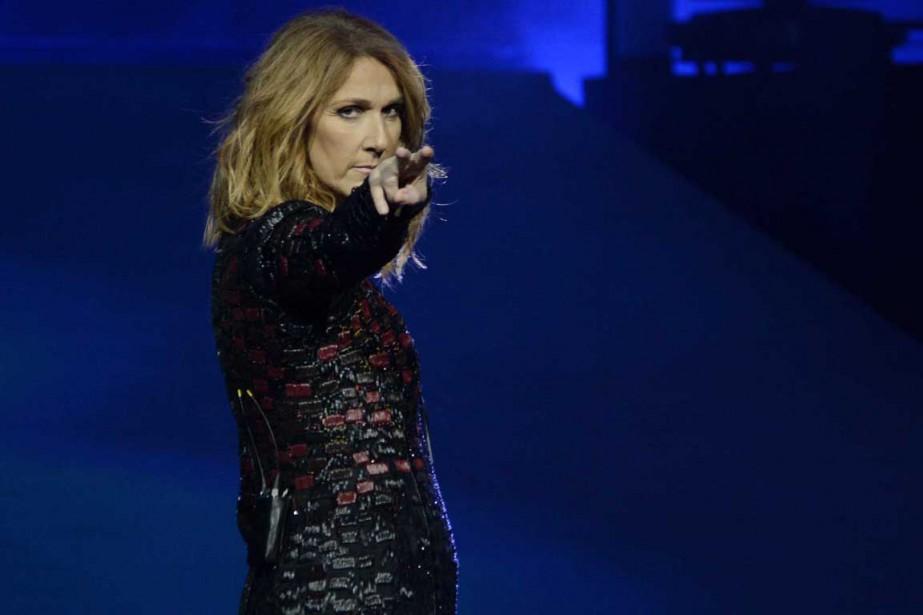Céline Dion a offert mardi soir le premier de deux... | 2016-08-31 00:00:00.000