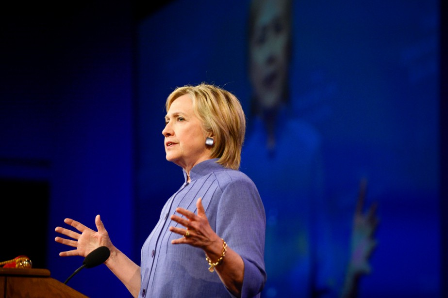 Hillary Clinton recueille 59 % d'opinions défavorables chez les... (photo Bryan Woolston, REUTERS)
