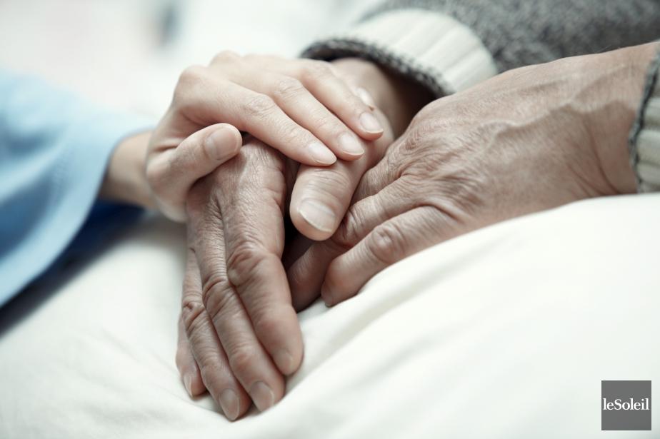 Alors que l'aide médicale à mourir est depuis peu... (Photothèque Le Soleil)