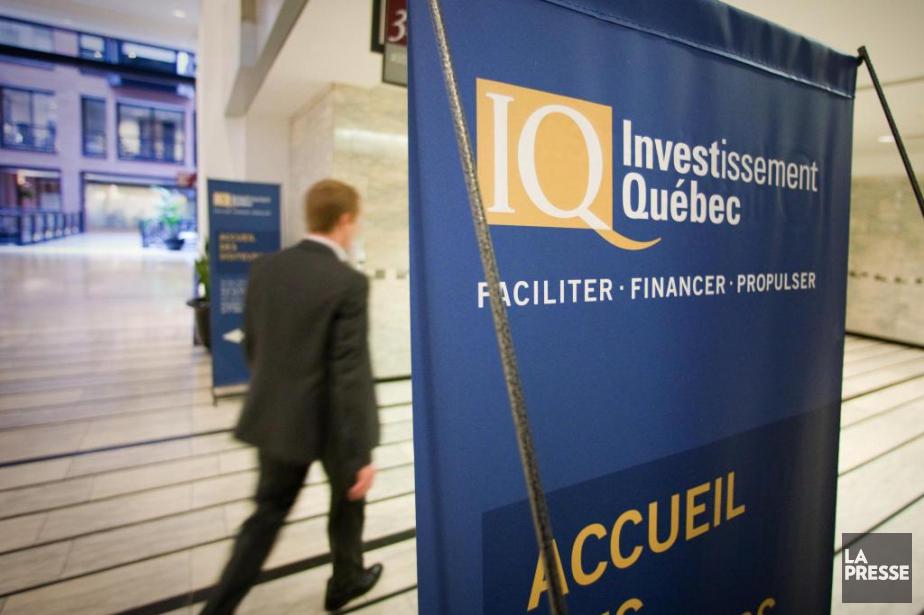 Investissement Québec a versé 3,2 millions de bonis... (Photo André Pichette, Archives La Presse)