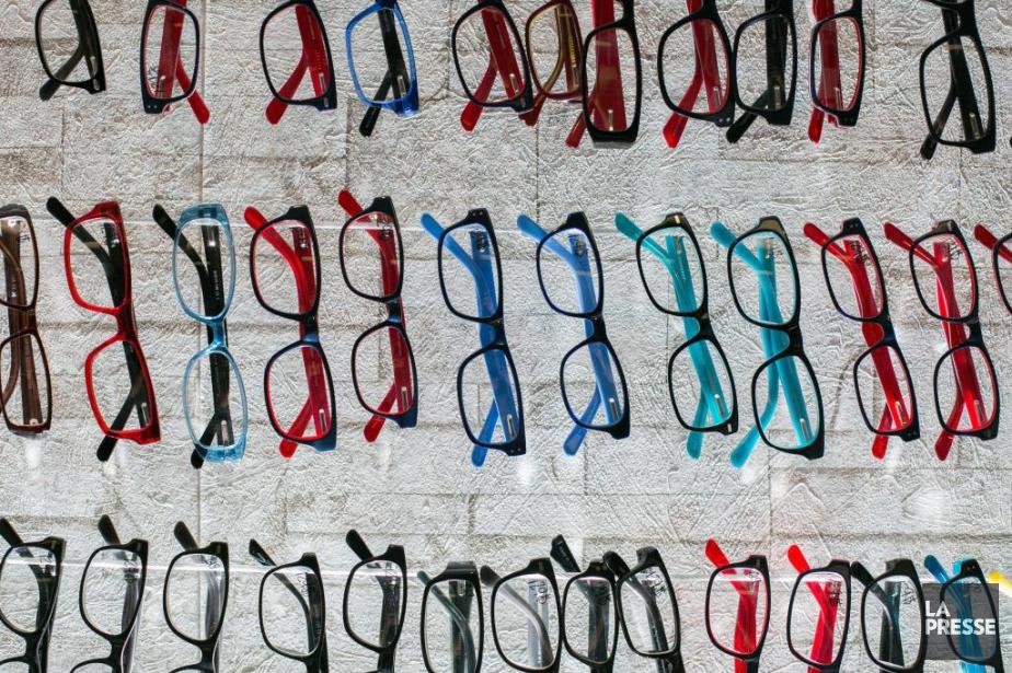 Lunetterie New Look exploitait déjà un établissement en... (Photo Martin Tremblay, La Presse)