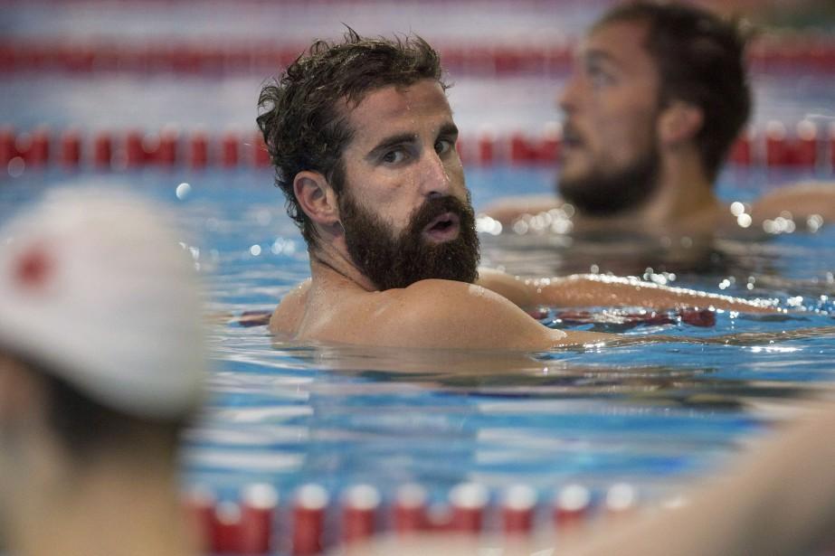 Le nageur Benoît Huot participera àses cinquièmes Jeux... (Photo Chris Young, PC)