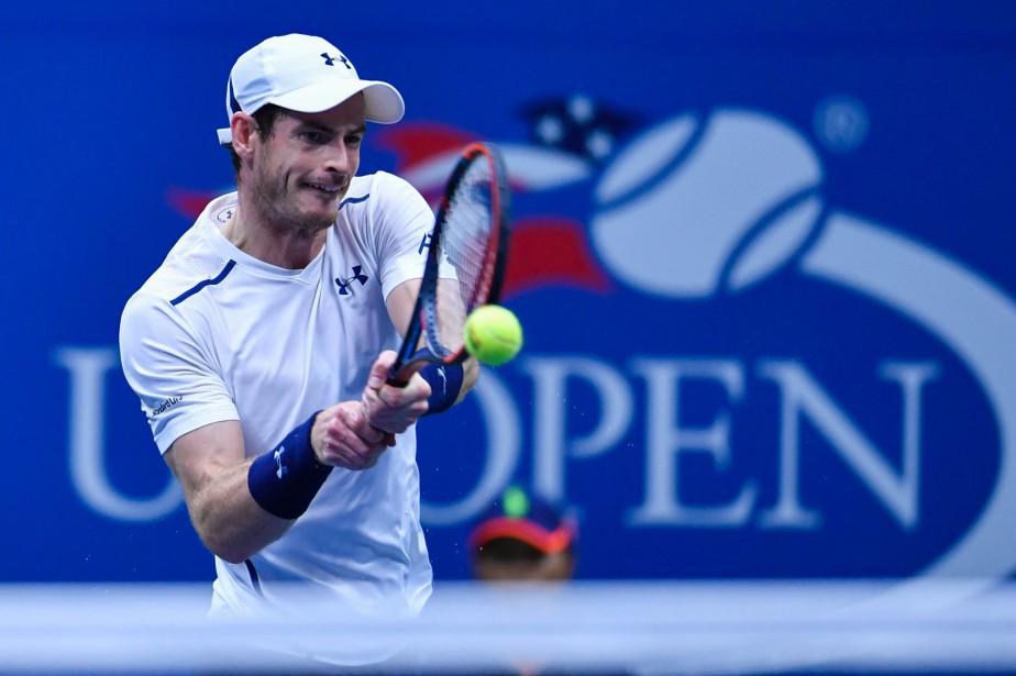 Andy Murray... (Photo Eduardo Munoz Alvarez, AFP)