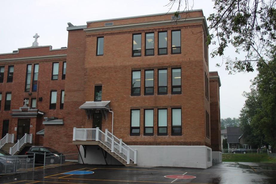 École Médéric-Gravel. (Mélissa Bradette)
