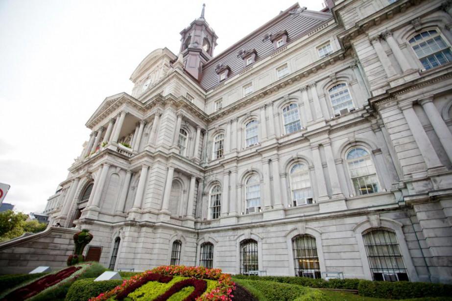 La Ville de Montréal, qui s'était engagée à... (PHOTO SARAH MONGEAU-BIRKETT, ARCHIVES LA PRESSE)