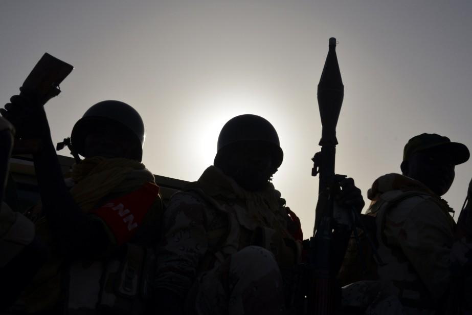 L'utilisation d'armes chimiques en Syrie par le groupe... (Archives, AFP)