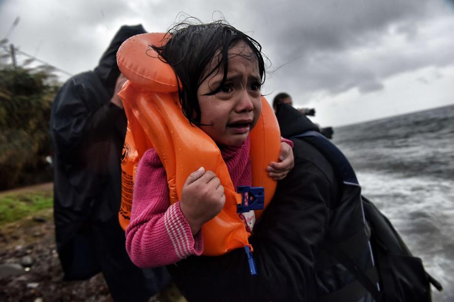 (PHOTO ARIS MESSINIS, AFP)