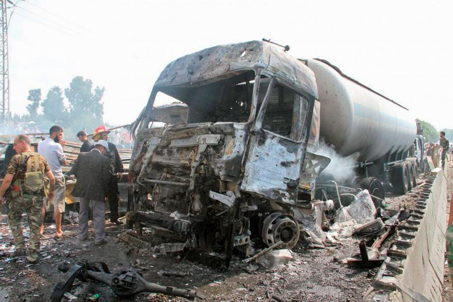 L'attaque la plus meurtrière a provoqué la mort... (Photo Reuters)