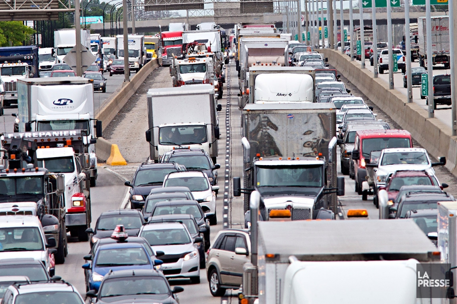 Dans l'île de Montréal, plus du tiers des... (Photo Patrick Sanfaçon, archives La Presse)