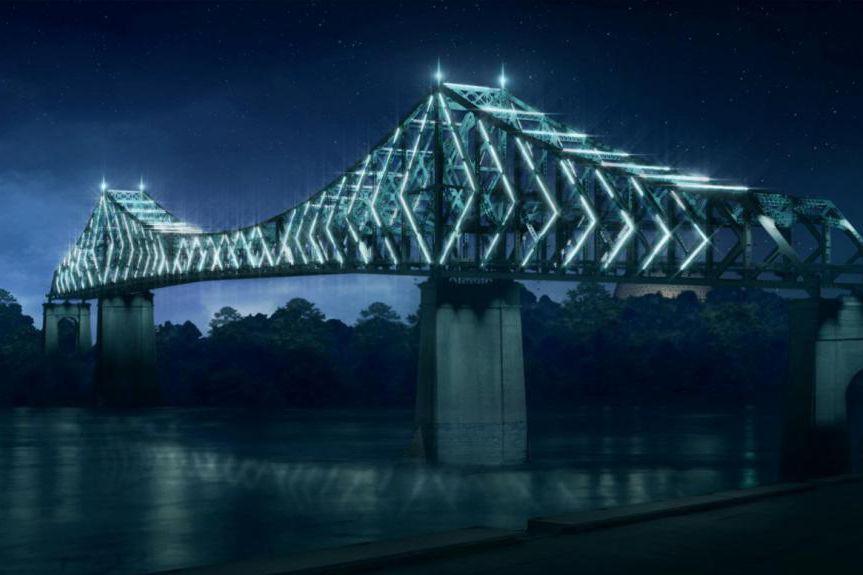 Montréal fête son 375e anniversaire le 17... (IMAGE FOURNIE PAR MOMENT FACTORY)