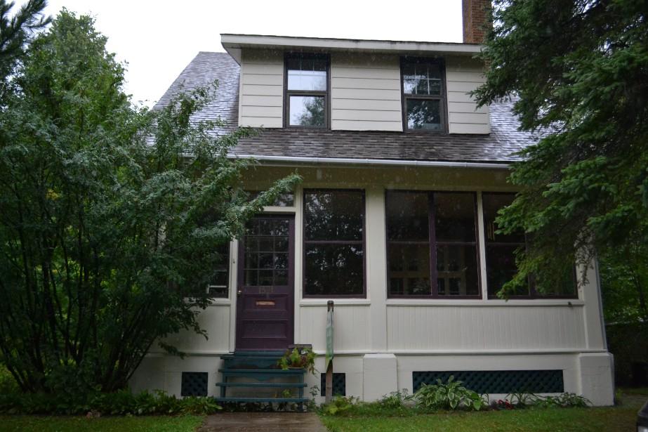 Une autre maison faisant partie du Quartier des Boss. (Claudie Laroche)