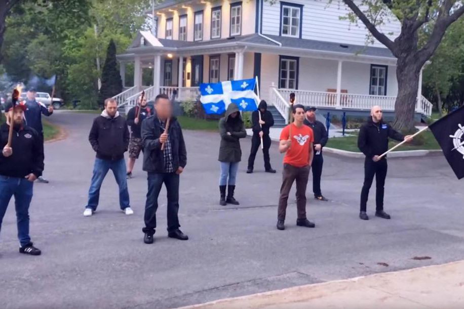 Atalante Québec fait partie d'une nébuleuse de groupes... (Image tirée de Youtube)