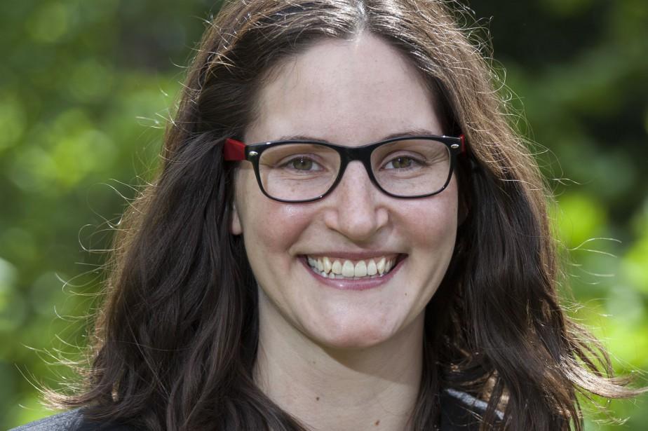Rose Crevier-Dagenais, présidente de la Fédération étudiante collégiale... (Fournie par la Fédération étudiante collégiale du Québec)