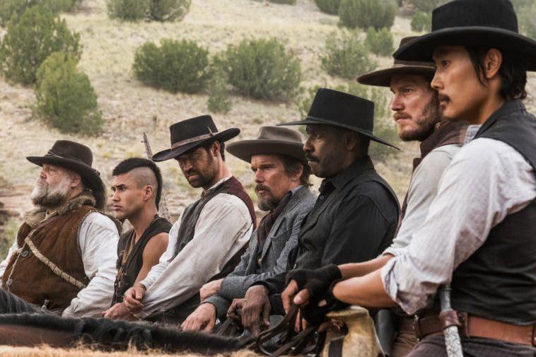 Ethan Hawke, Denzel Washington, Vincent D'Onofrio, Byung-hun Lee,... (PHOTO FOURNIE PAR MGM)