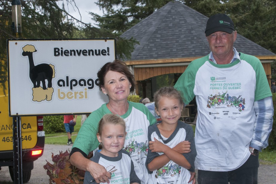 La d couverte des fermes for Porte et fenetre rejean tremblay