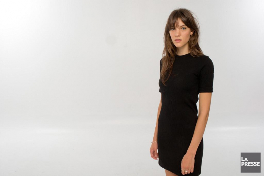 Peu après avoir lancé son mini-album, Charlotte Cardin... (Photo David Boily, La Presse)