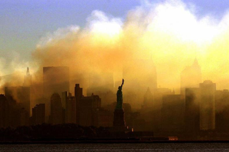 «L'effet 11-Septembre subsiste, telle une fatalité», explique Alexandre... (PHOTO DAN LOH, ARCHIVES ASSOCIATED PRESS)