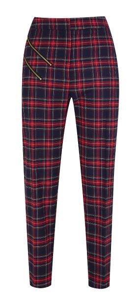 Pantalon à carreaux (85$), chez Topshop (Fournie par TOPSHOP)