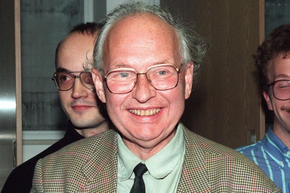 Reinhard Seltenavait reçu en 1994, avec les Américains... (AP)