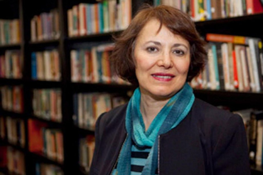 Homa Hoodfar, anthropologue retraitée irano-canadienne de l'Université Concordia.... (Photo Amanda Ghahremani, fournie à La Presse canadienne)
