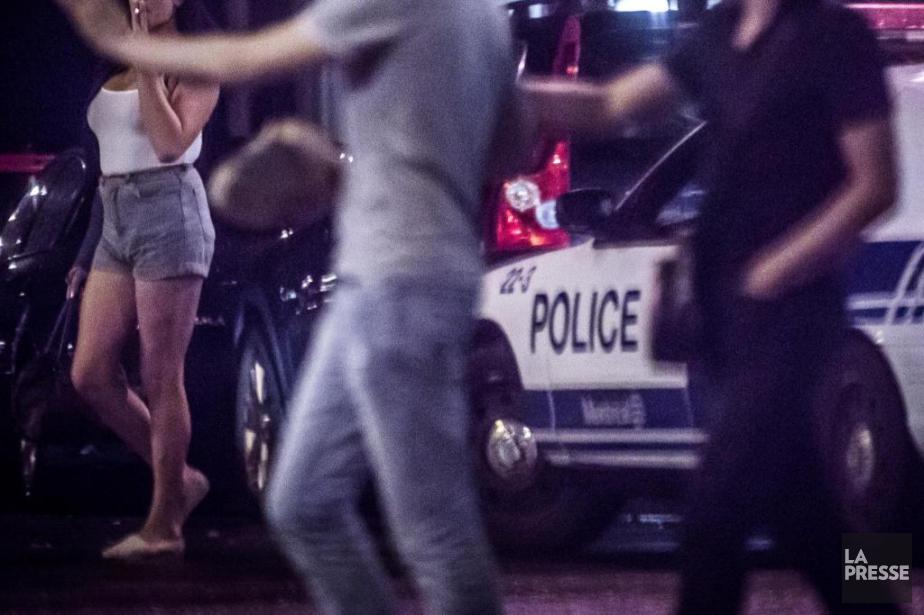 La loi fédérale sur la prostitution a été... (Archives La Presse, Olivier Pontbriand)