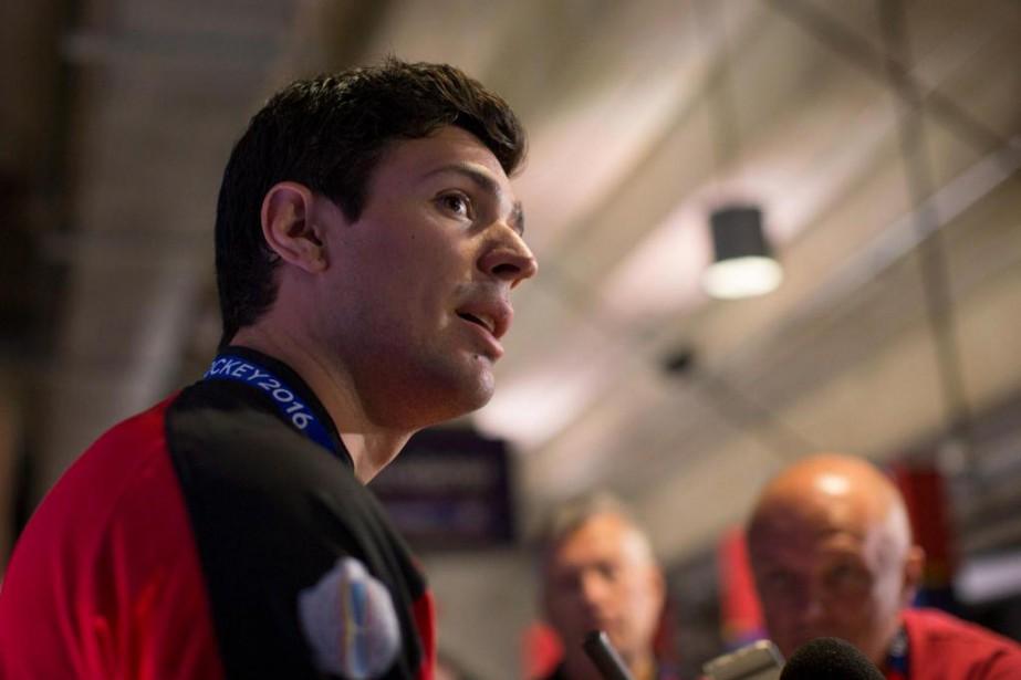 Selon Carey Price, P.K. Subban ne cadrait pas... (photoChris Young, la presse canadienne)